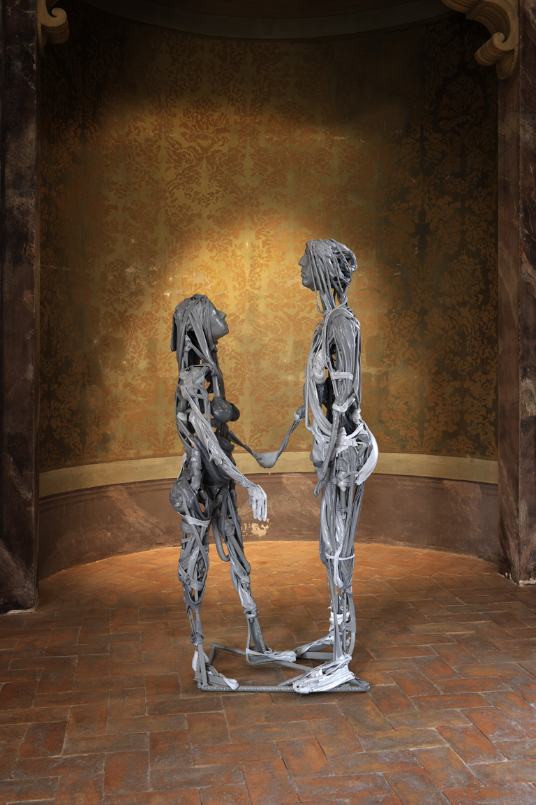 Rzeźby Pawła Althamera,