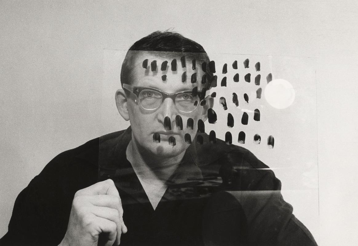 Wojciech Zamecznik, Autoportret, ca. 1949, dzięki uprzejmości Fundacji Archeologii Fotografii