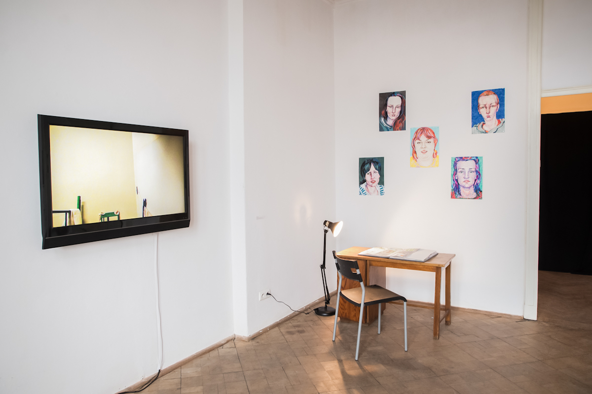 Aleka Polis, IHave aDream, Beata Sosnowska (komiksy osadzonych iportrety)