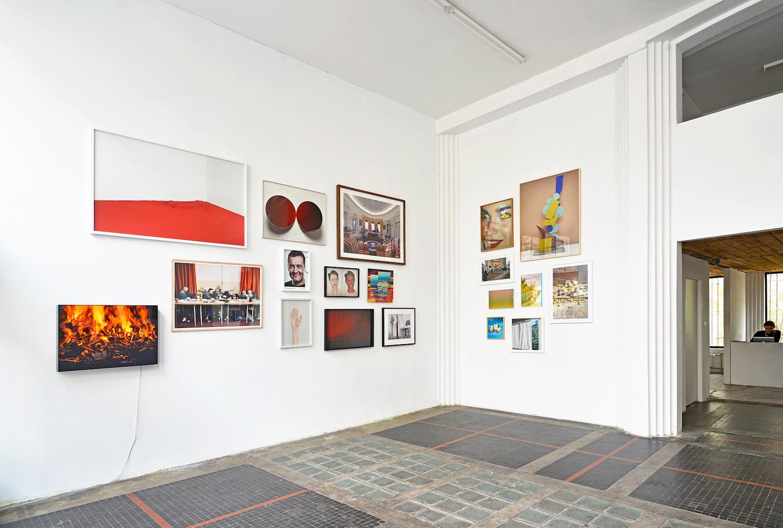 Salon nowej fotografii 2016, widok wystawy, dzięki uprzejmości galerii Raster