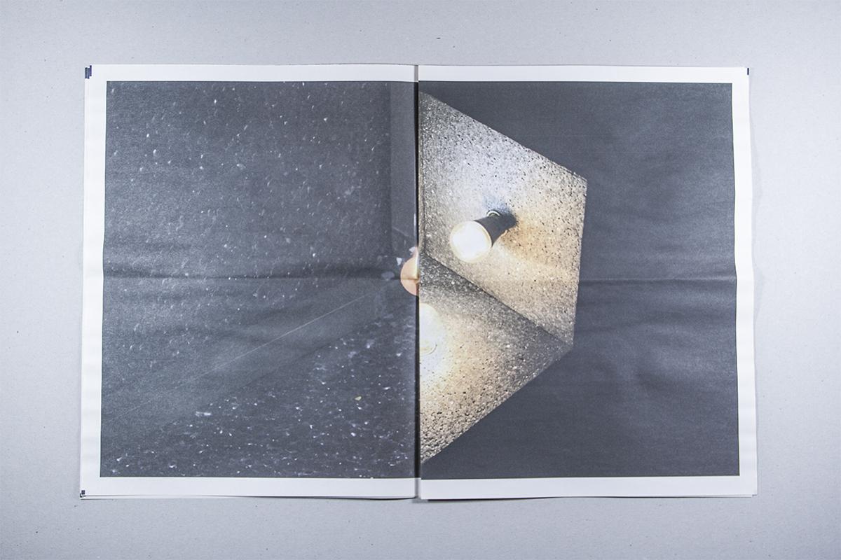 Piotr Łakomy, Life Size Shadow, dzięki uprzejmości Galerii Stereo