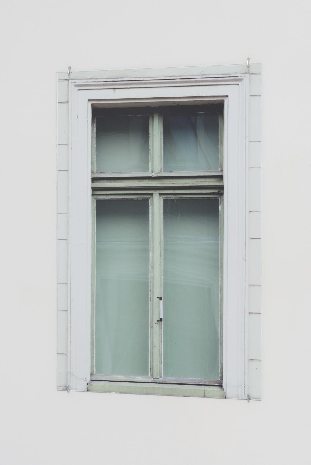 Katarzyna Malejka, Okno, które jest zatobą, fotografia, 37,5 x 25 cm, 2016