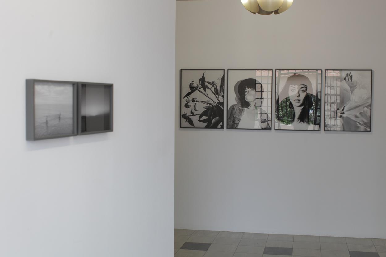 Weronika Ławniczak, Widok, widok wystawy, dzięki uprzejmości Galerii Czułość