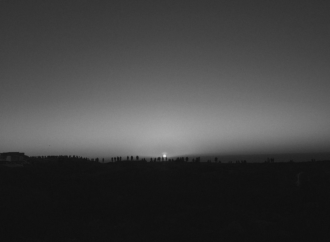 Weronika Ławniczak, Sunset humans, dzięki uprzejmości Galerii Czułość
