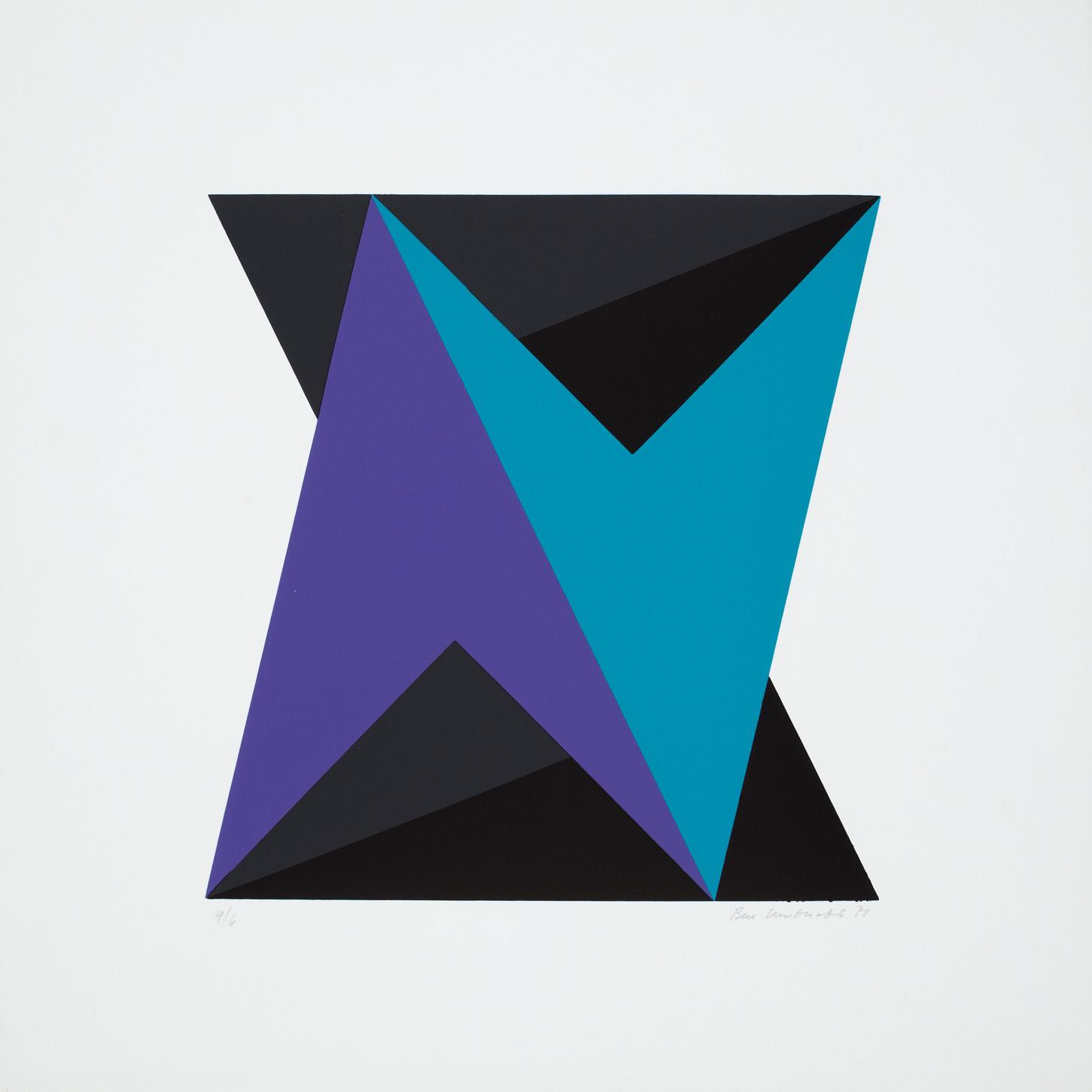 Ben Muthofer, Geometria konstrukcyjna