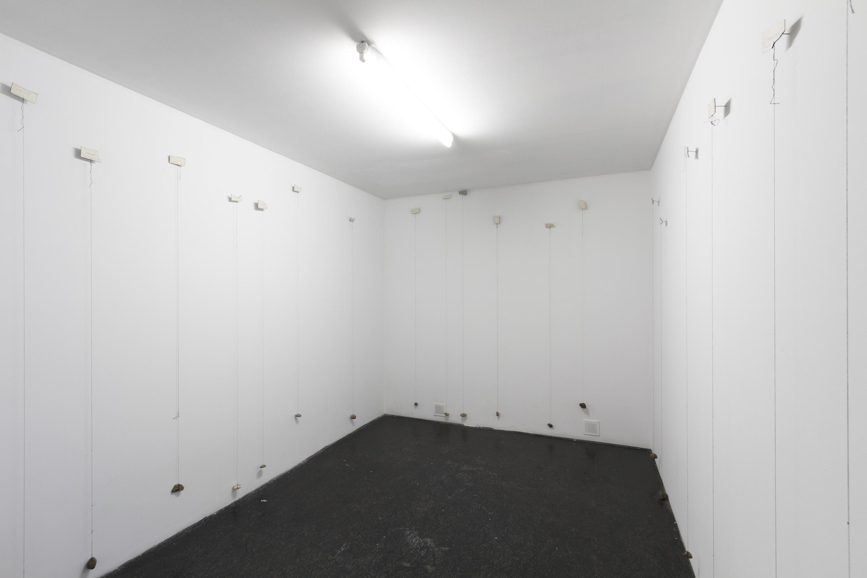 Koji Kamoji, Człowiek, 1984, instalacja
