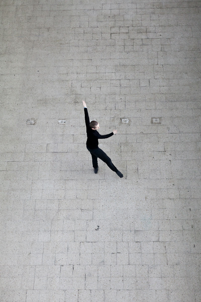 Ilove and Ihate dance that is why I'm adancer. Interview with Boris Charmatz