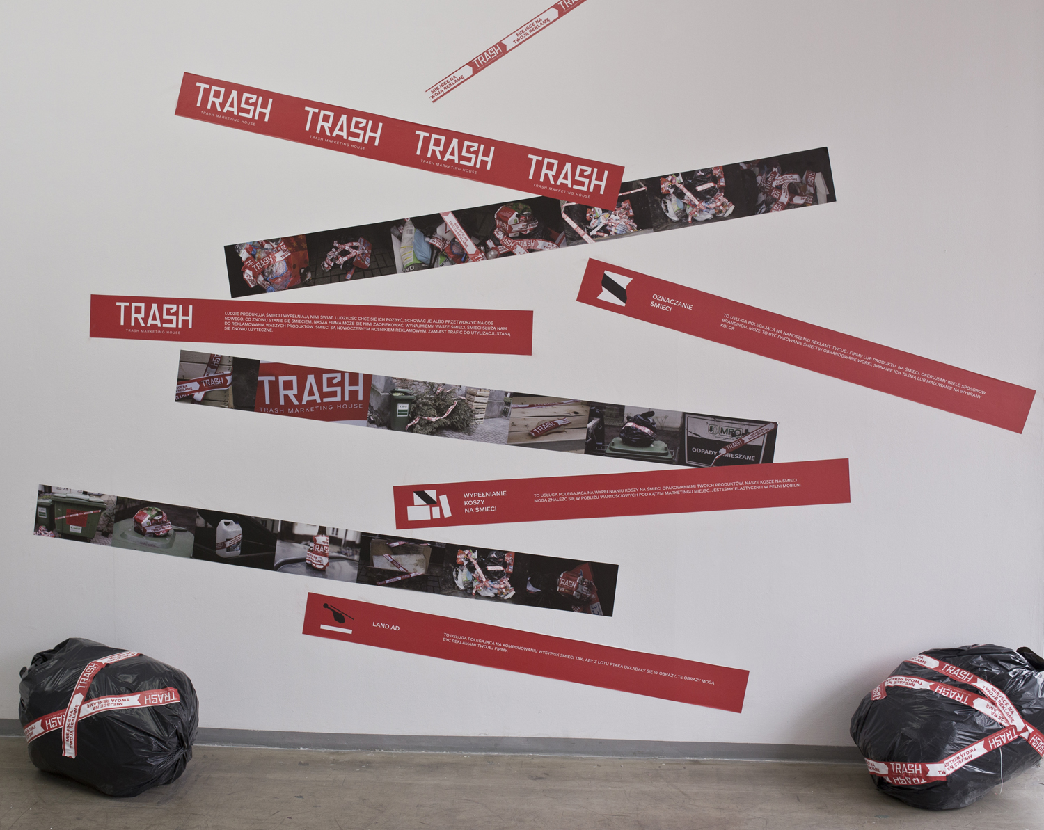 Dominik Cymer, Trash
