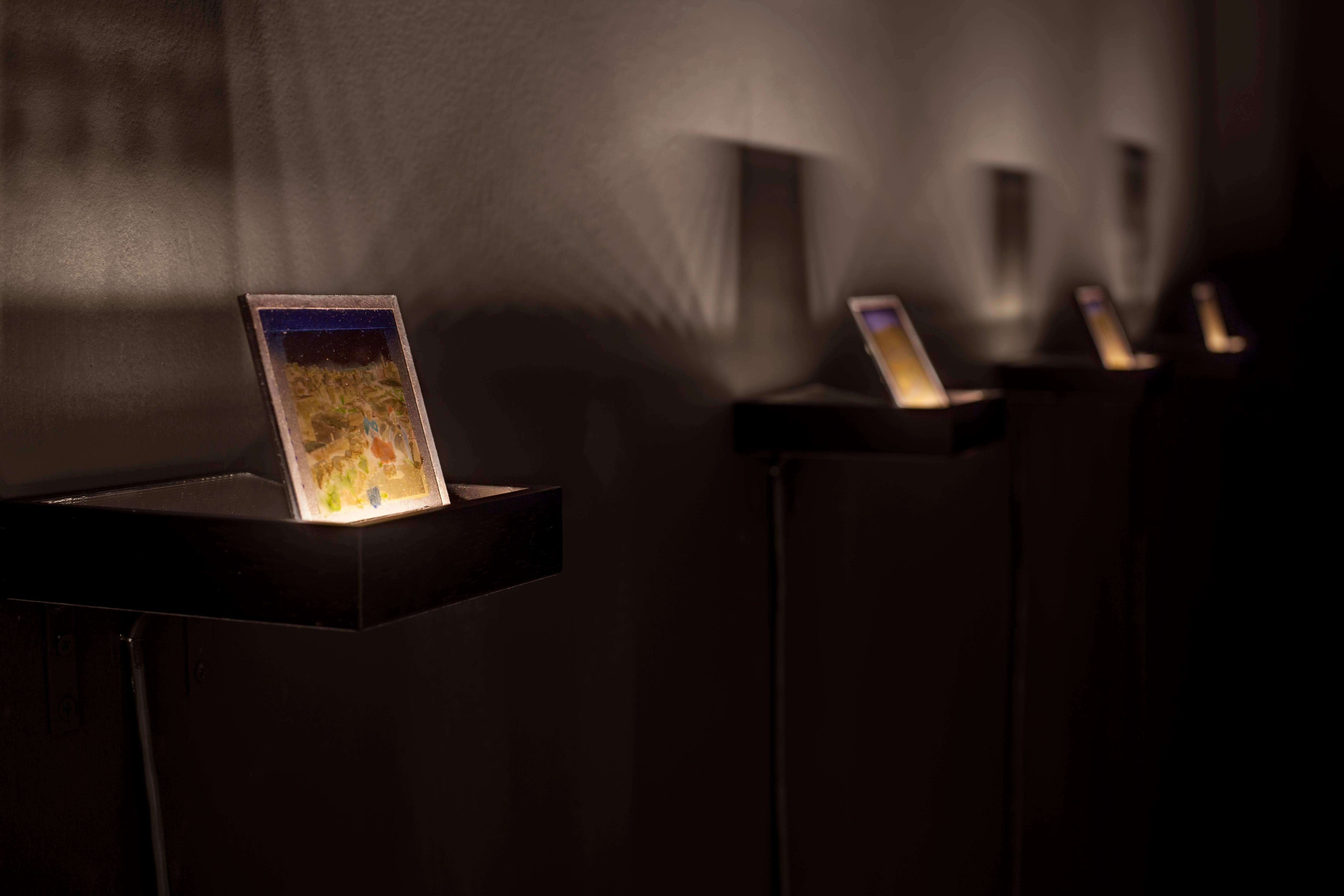 Andrés Pachón, Magic Lantern Vol. 1, widok wystawy