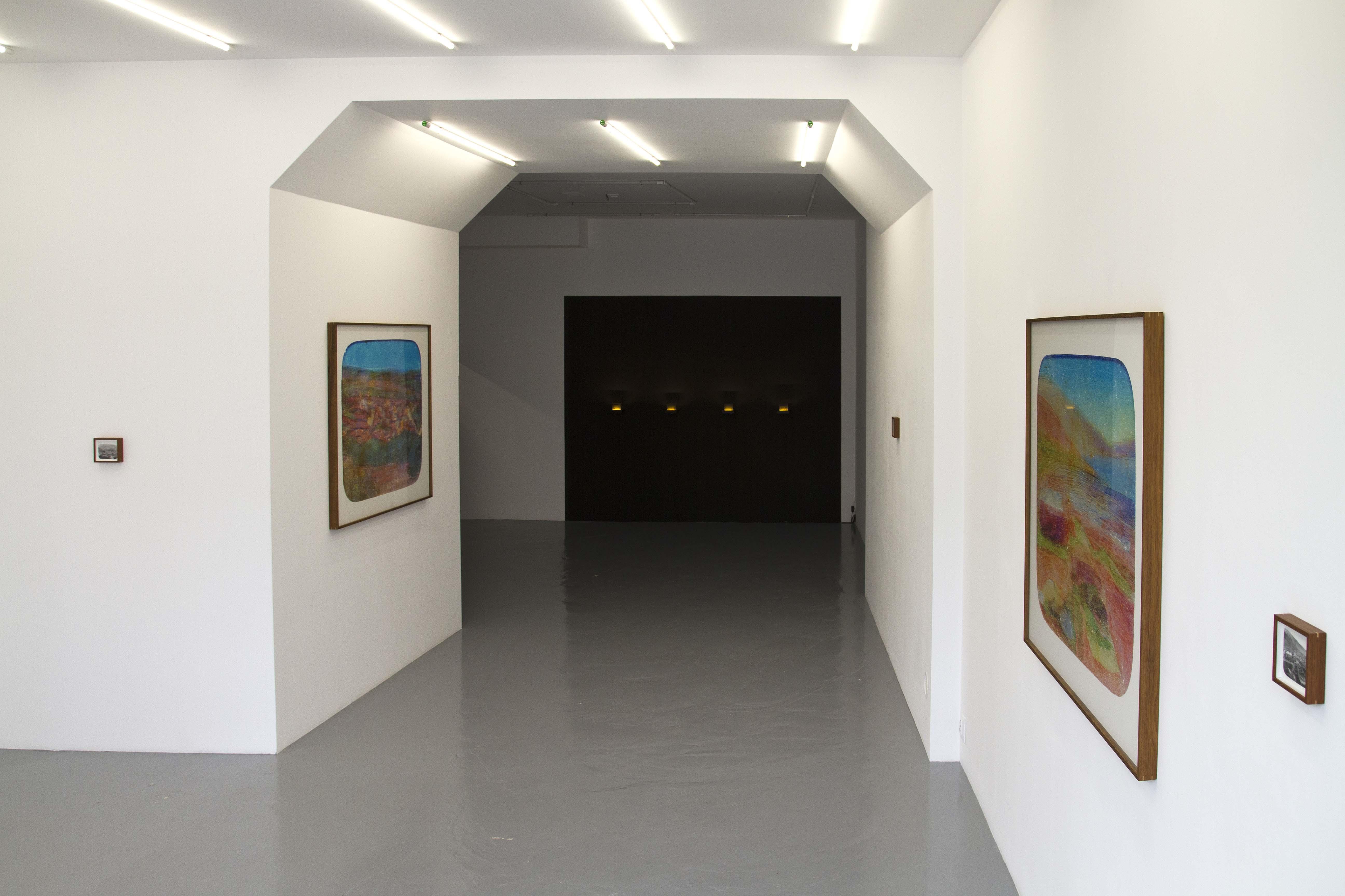 Andrés Pachón, Magic Lantern, widok wystawy