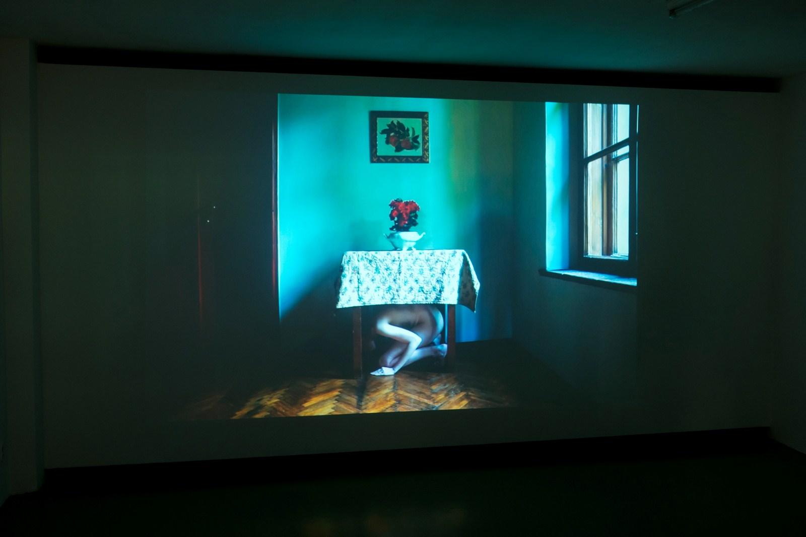 Olga Kowalska, Dom, wideo, 2016