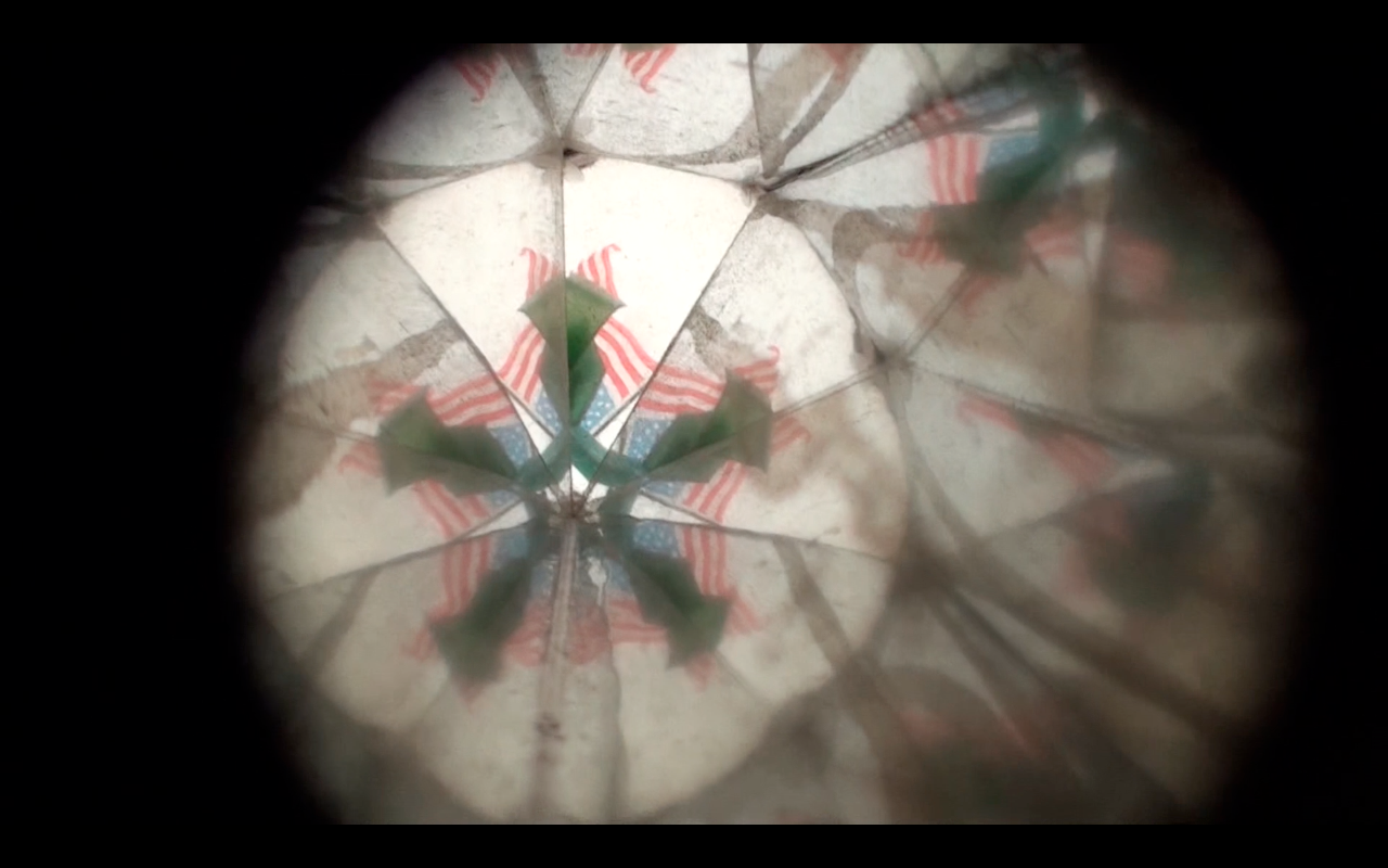 Mirosław Bałka, made in USA_1787, 2013, wideo; dzięki uprzejmości artysty