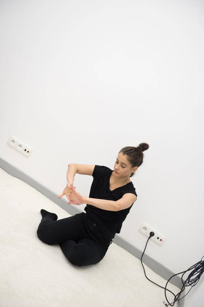 Korina Kordova/Mateusz Szymanówka, Co ich porusza #1 Przyjemność, fot.Marta Ankiersztajn