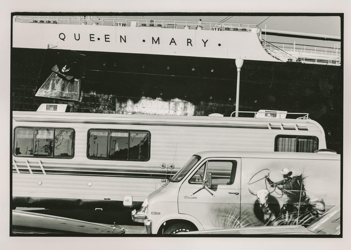 Robert Rauschenberg, Los Angeles / California, 1981, dzięki uprzejmości Robert Rauschenberg Foundation