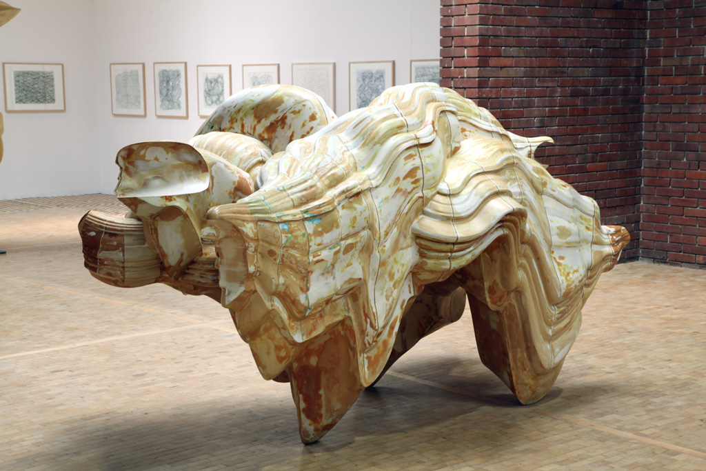 Tony Cragg, Caught Dreaming, 2006