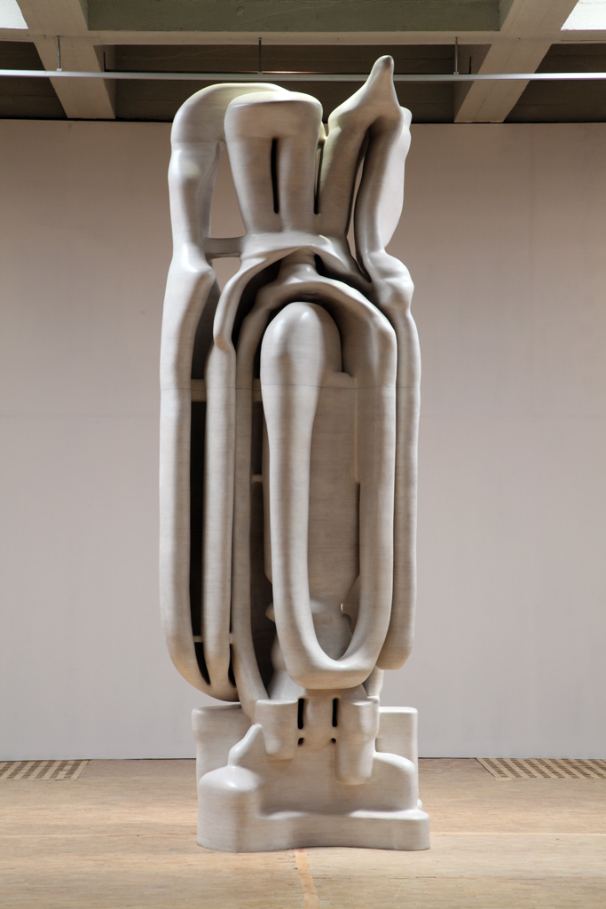 Tony Cragg, Lost in Thought, 2012