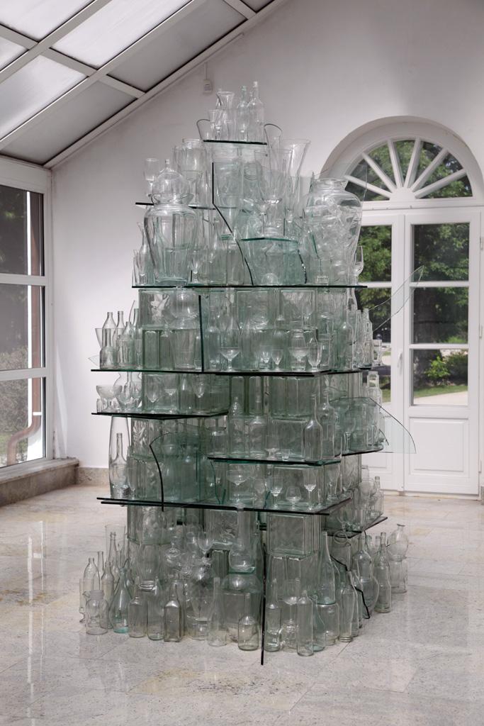 Tony Cragg. Rzeźba, widok wystawy