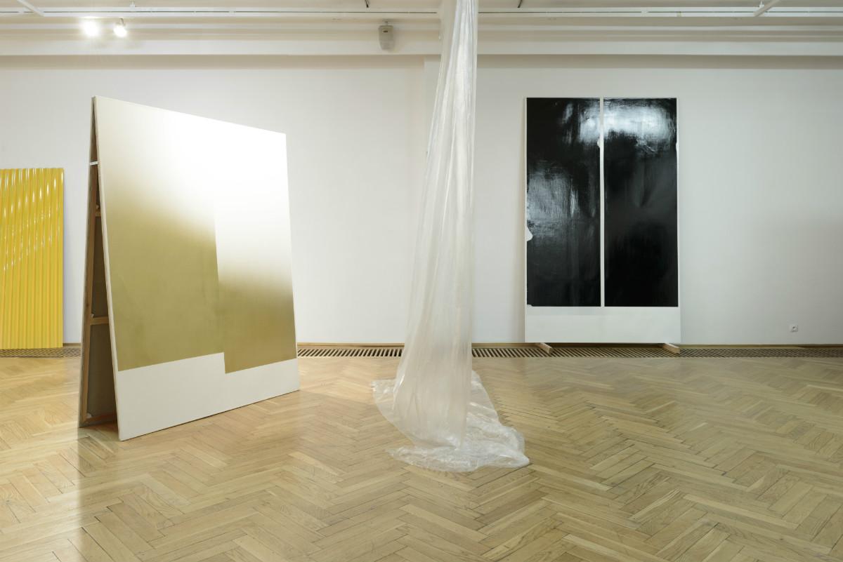 Tomek Baran, Heavy Metal, widok wystawy