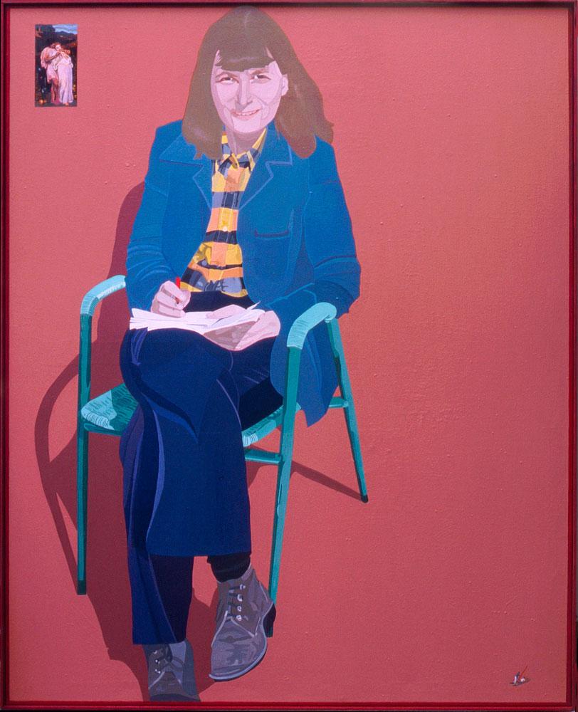 Ewa Kuryluk, Nieśnij omiłości, Kuryluk, 1977