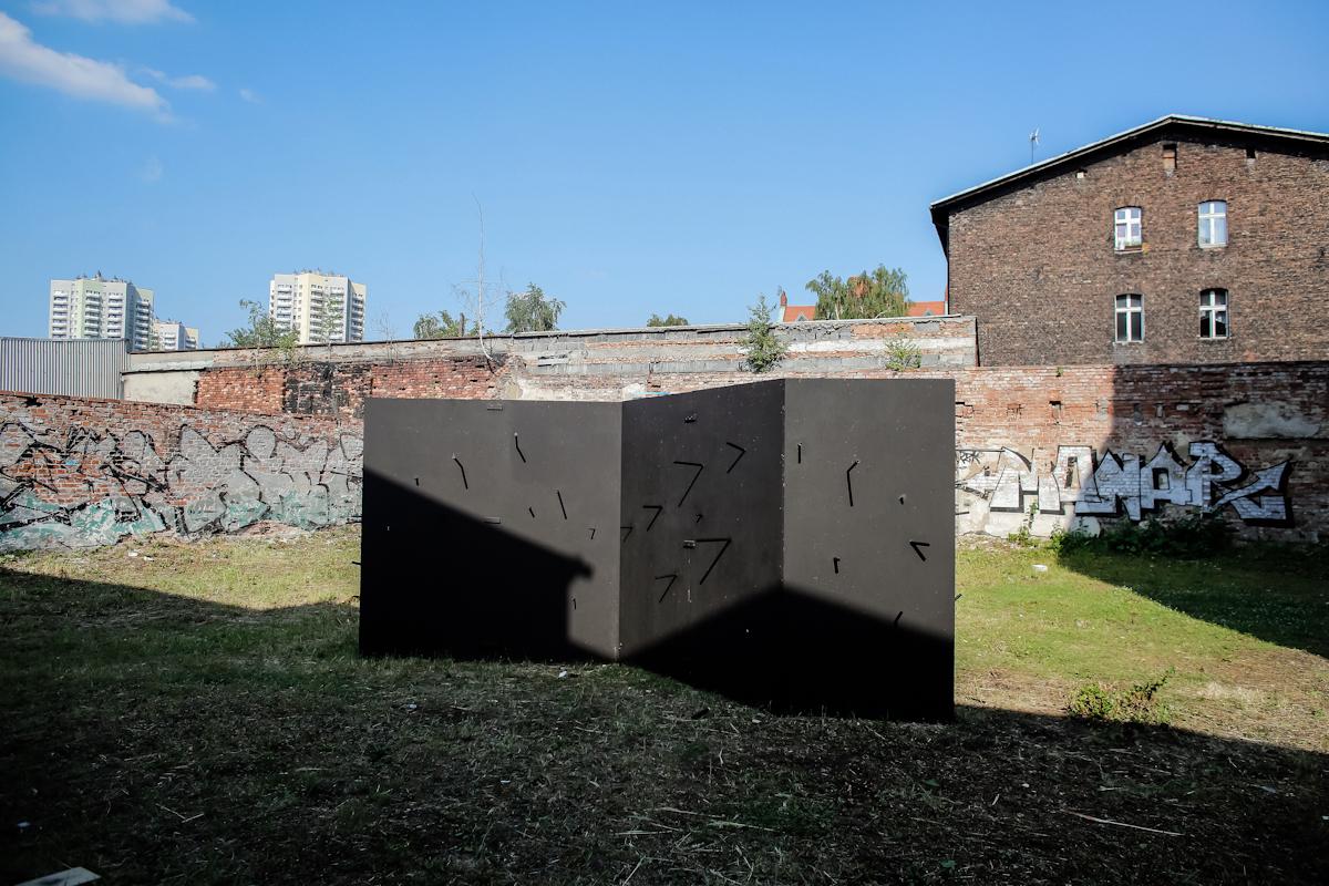 Mariusz M-City Waras istudenci Akademii Sztuki wSzczecinie