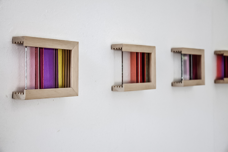 Giulia Fumagalli, Cromatismo visivo, 2014-2015