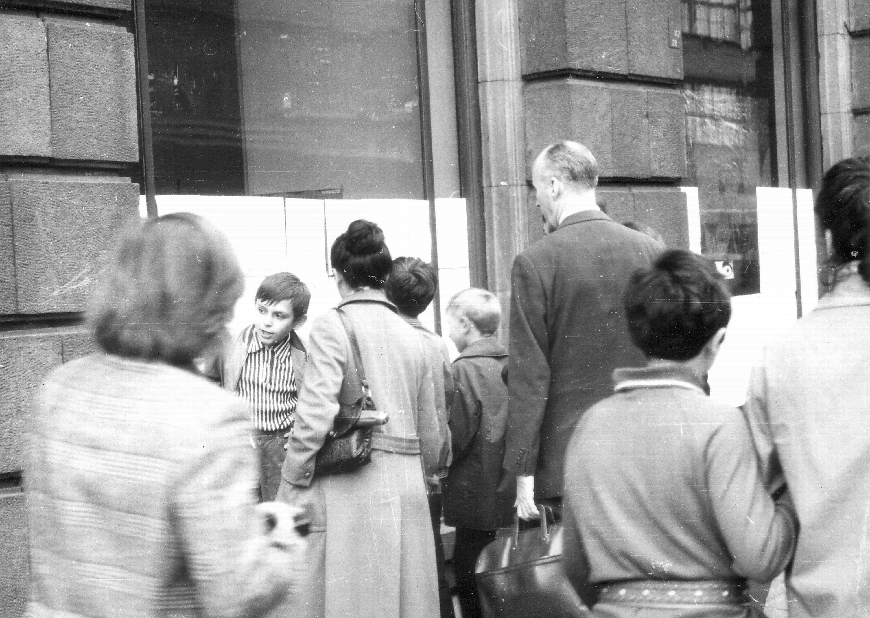 Galeria Babel, maj 1972