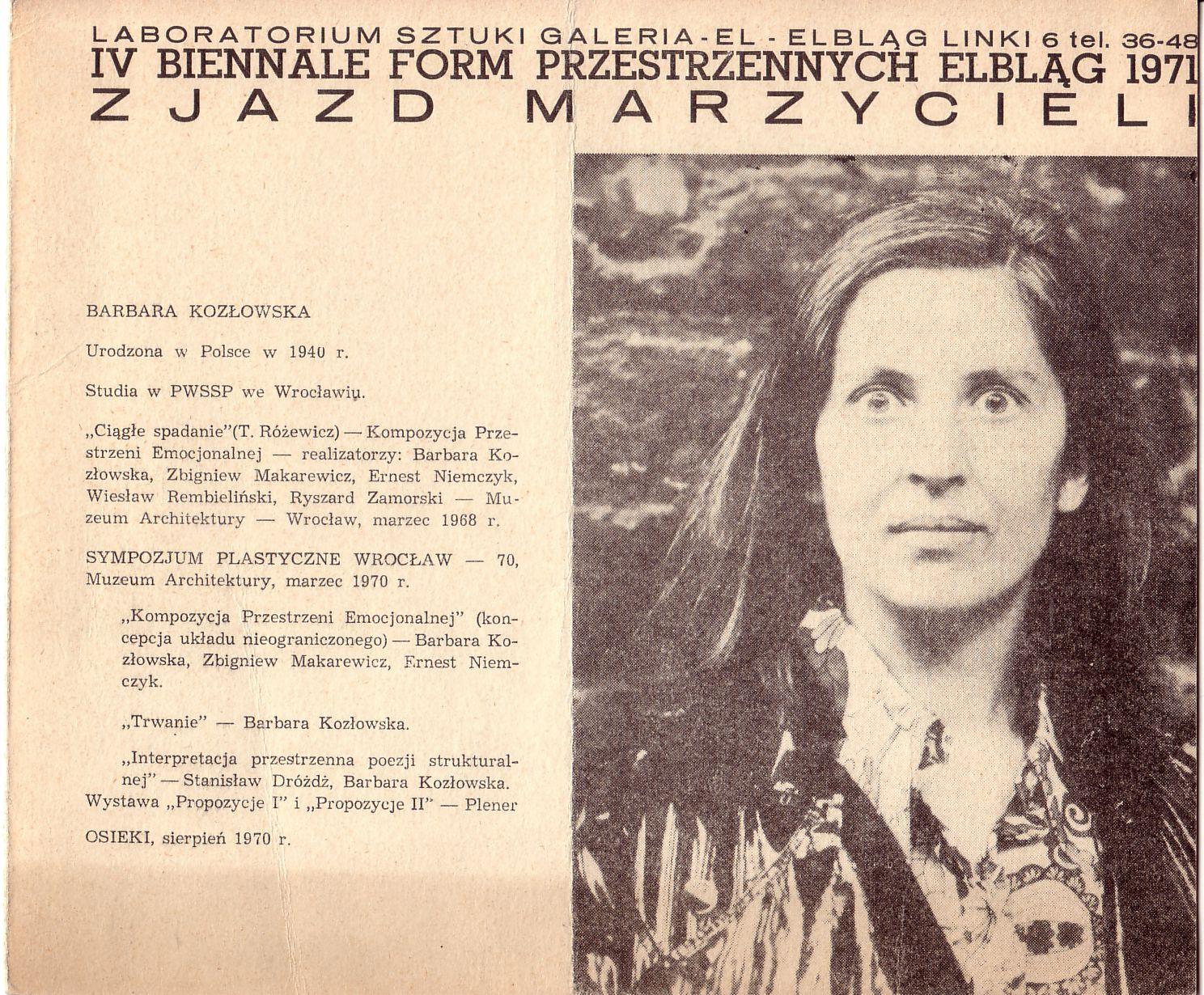 Zjazd Marzycieli 1971