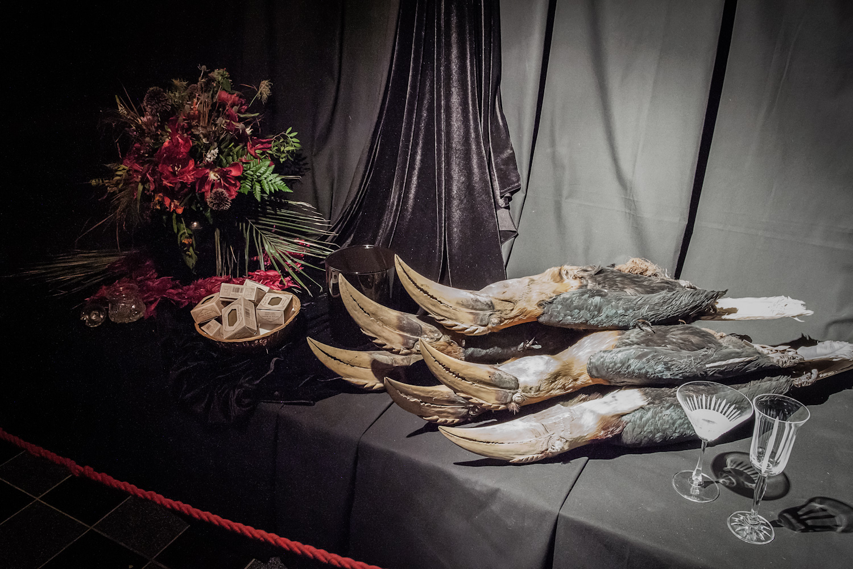 Alicja Patanowska, Myszy iludzie, widok wystawy