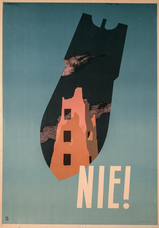 Plakat Remediacje 25 Międzynarodowe Biennale Plakatu W