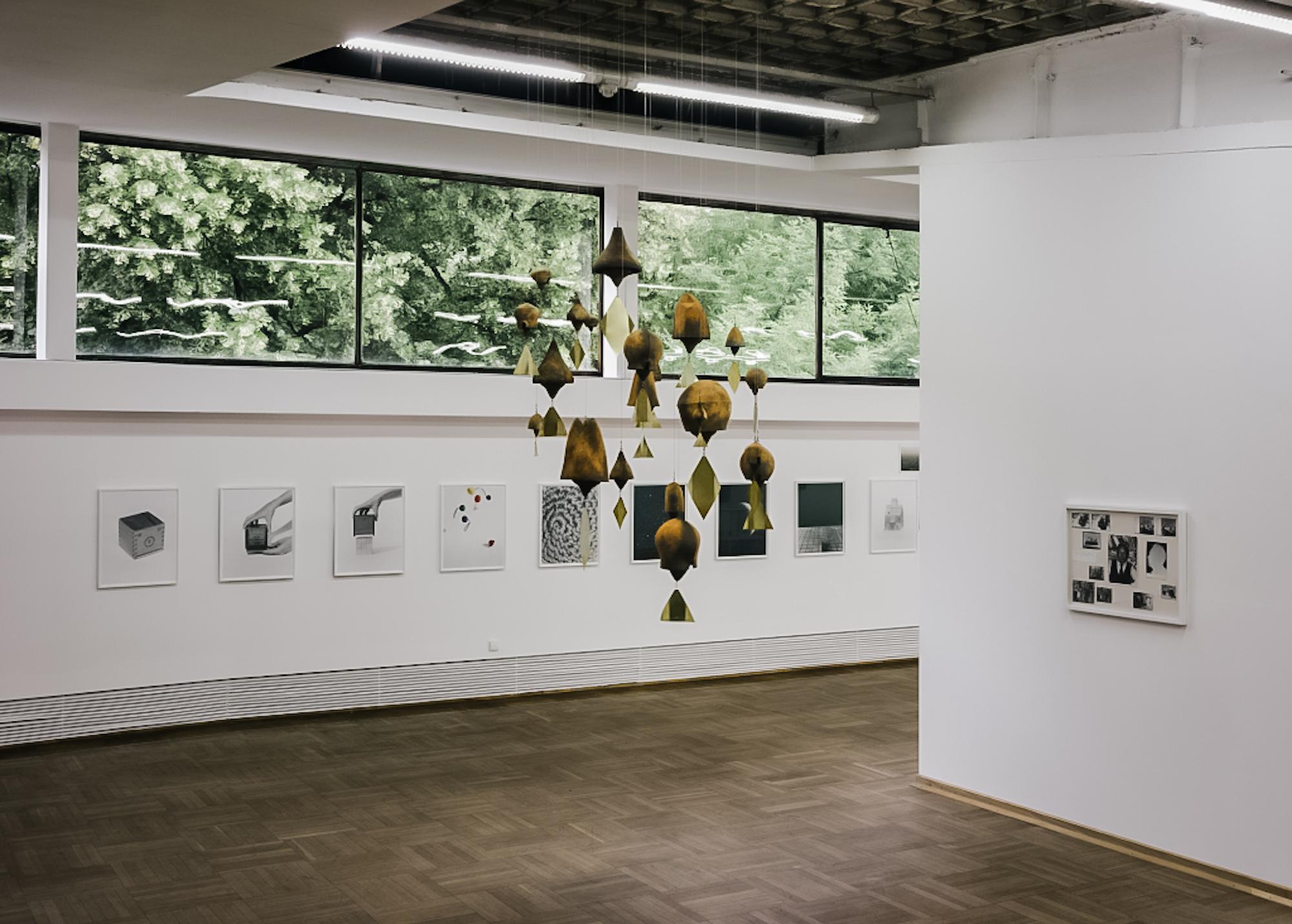 Krzysztof Pijarski, Aurélien Froment, Moiré, widok wystawy, fot.Krzysztof Pijarski