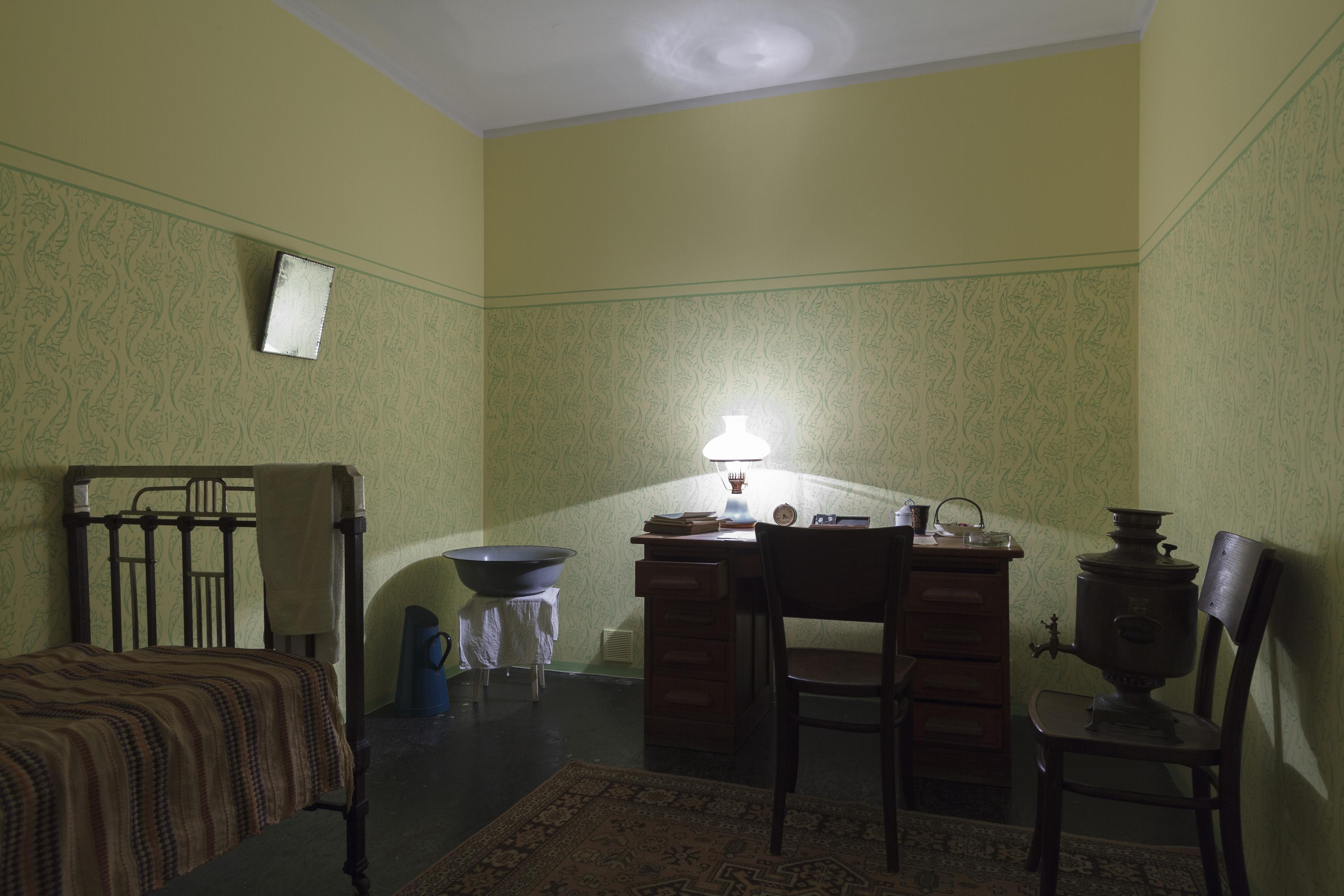 Aleksandra Czerniawska, Wiertow ‒Muzeum  Tymczasowe,  odsłona 2016 , instalacja