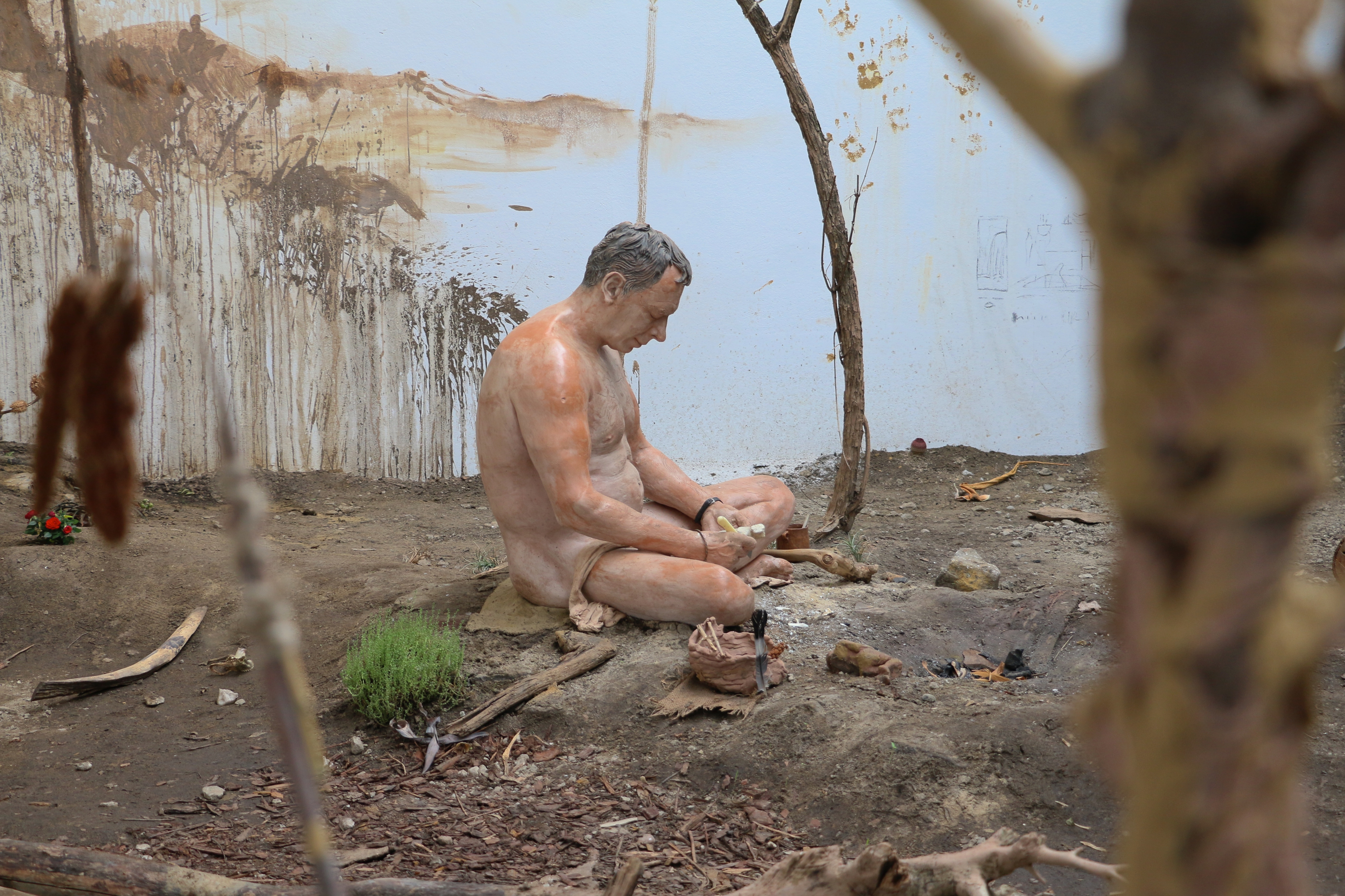 Paweł Althamer, Mama, widok wystawy