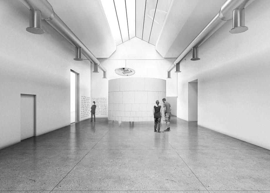 VAVStudio, widok wystawy, dzięki uprzejmości VAVStudio