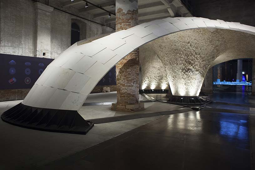 Block Research Group : Eth Zürich, Learning from the past todesign abetter future, mat. prasowe Biennale Architektury