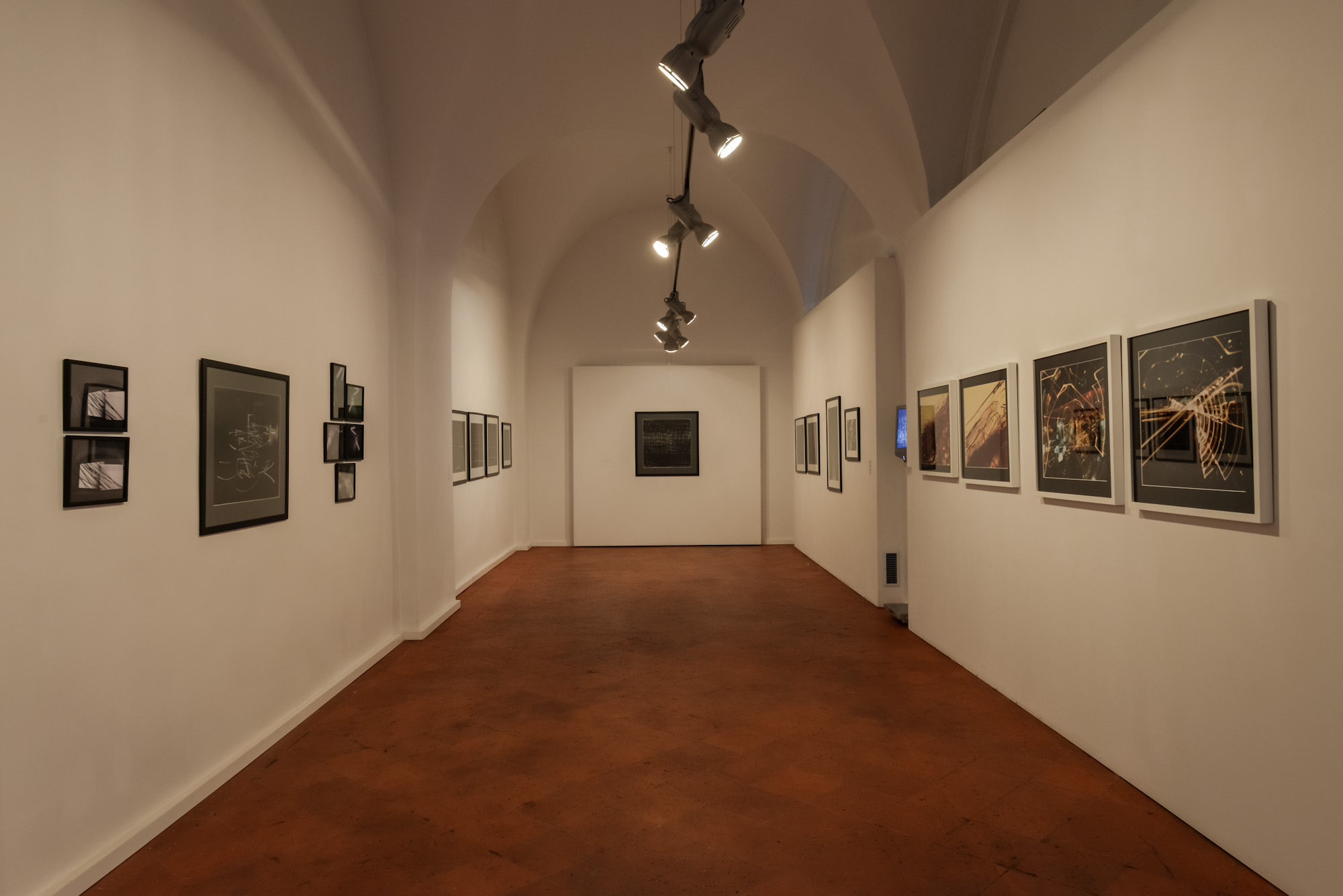 Antoni Mikołajczyk, Light Regained, widok wystawy