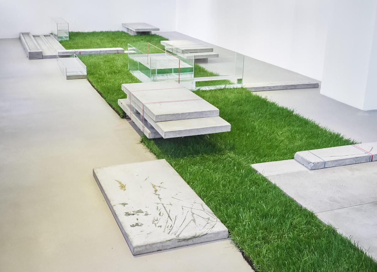 """""""Common Ground"""" Zuzy Golińskiej wGdańskiej Galerii Miejskiej"""