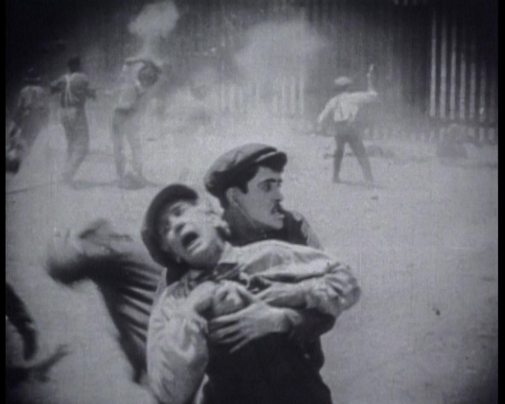 Harun Farocki, Workers Leaving the Factory, 1995
