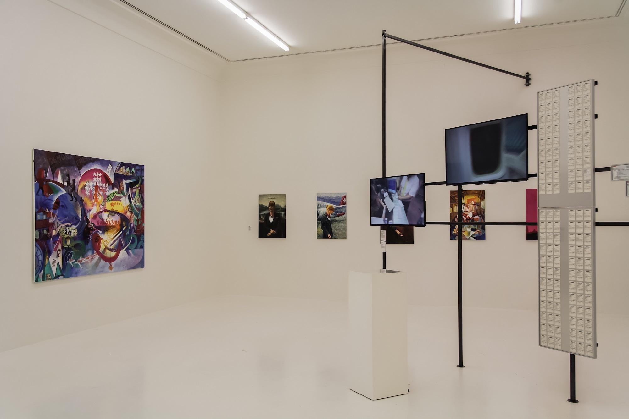 Historical Exhibition, widok wystawy, fot.Wolfgang Traeger