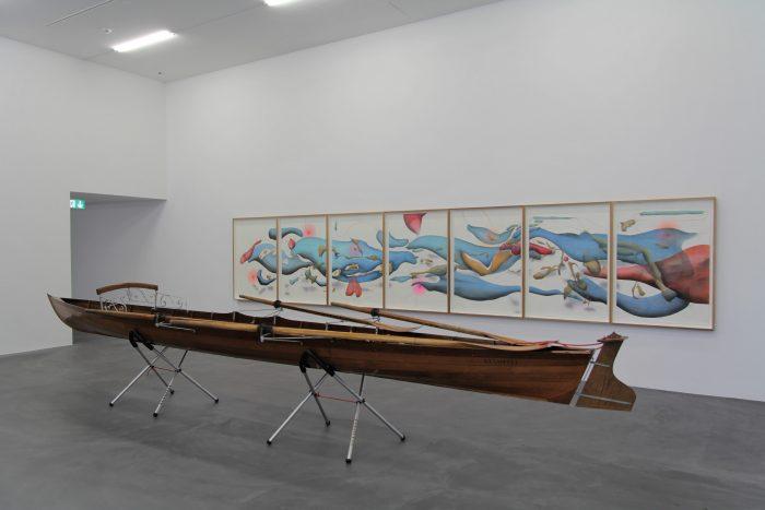 Instalacja Jorinde Voigt naManifesta 11, fot.jorindevoigt.com