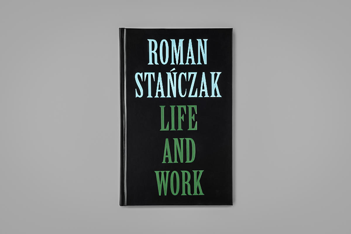 Roman Stańczak, Life and Work, wyd. NERO
