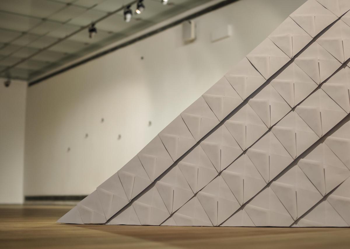 """""""Wall Signs"""" wGalerii Sztuki Współczesnej wOpolu"""