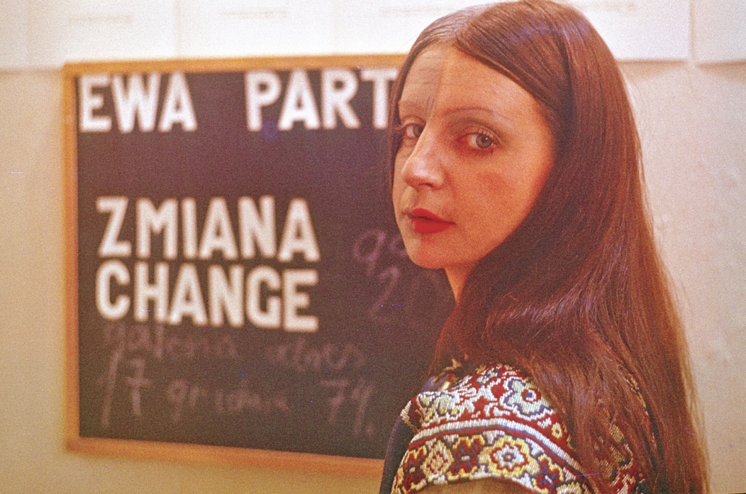 Ewa Partum, Zmiana, 1974