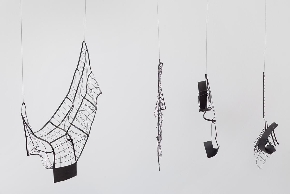 """""""Modele 2007 – 2017"""" Moniki Sosnowskiej wFundacji Galerii Foksal"""