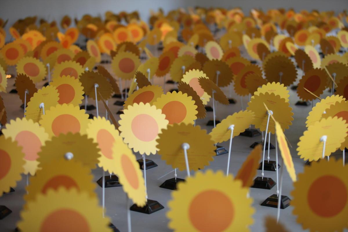 """Dancing Flowers"" Alexandre'a Danga wMCSW ""Elektrownia"" wRadomiu"