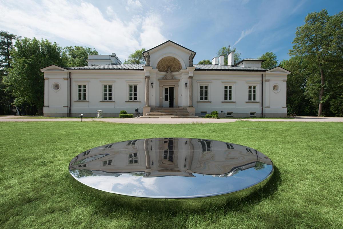 """""""O potrzebie tworzenia widzeń"""" wCentrum Rzeźby Polskiej wOrońsku / """"The Urge toCreate Visions"""" at Centre of Polish Sculpture in Oronsko"""