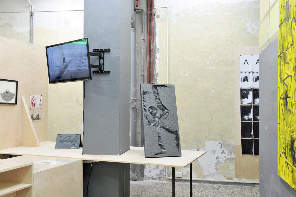 """Temporary Storeroom – Drawing: Case Study 2 (Czech-Polish version)"" at Plato Ostrava [ENG/CZ]"