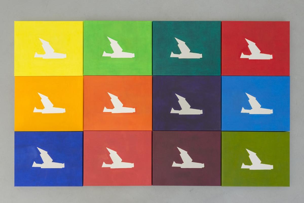 """12 Concrete Songs. Vol. II"" Gonzalo Elviry wRodríguez Gallery"