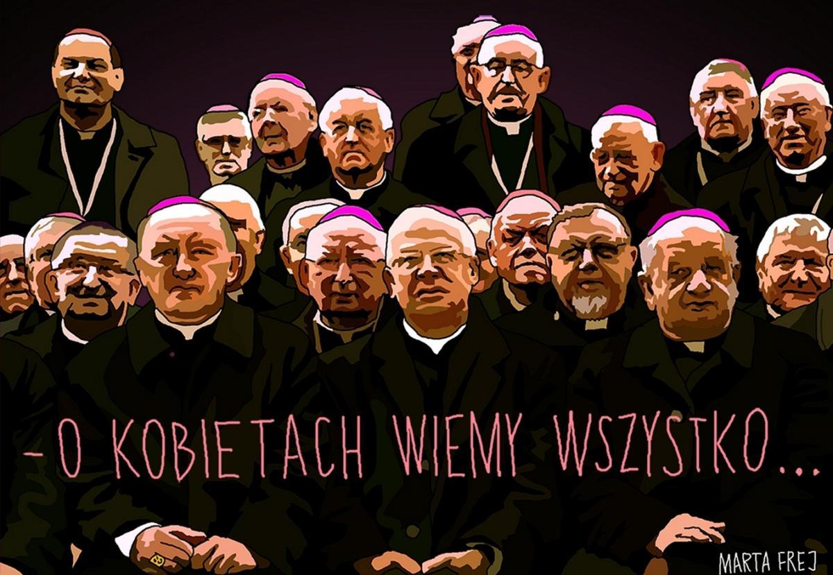 """""""Żeńska końcówka"""" Marty Frej wGalerii Sztuki Wozownia"""