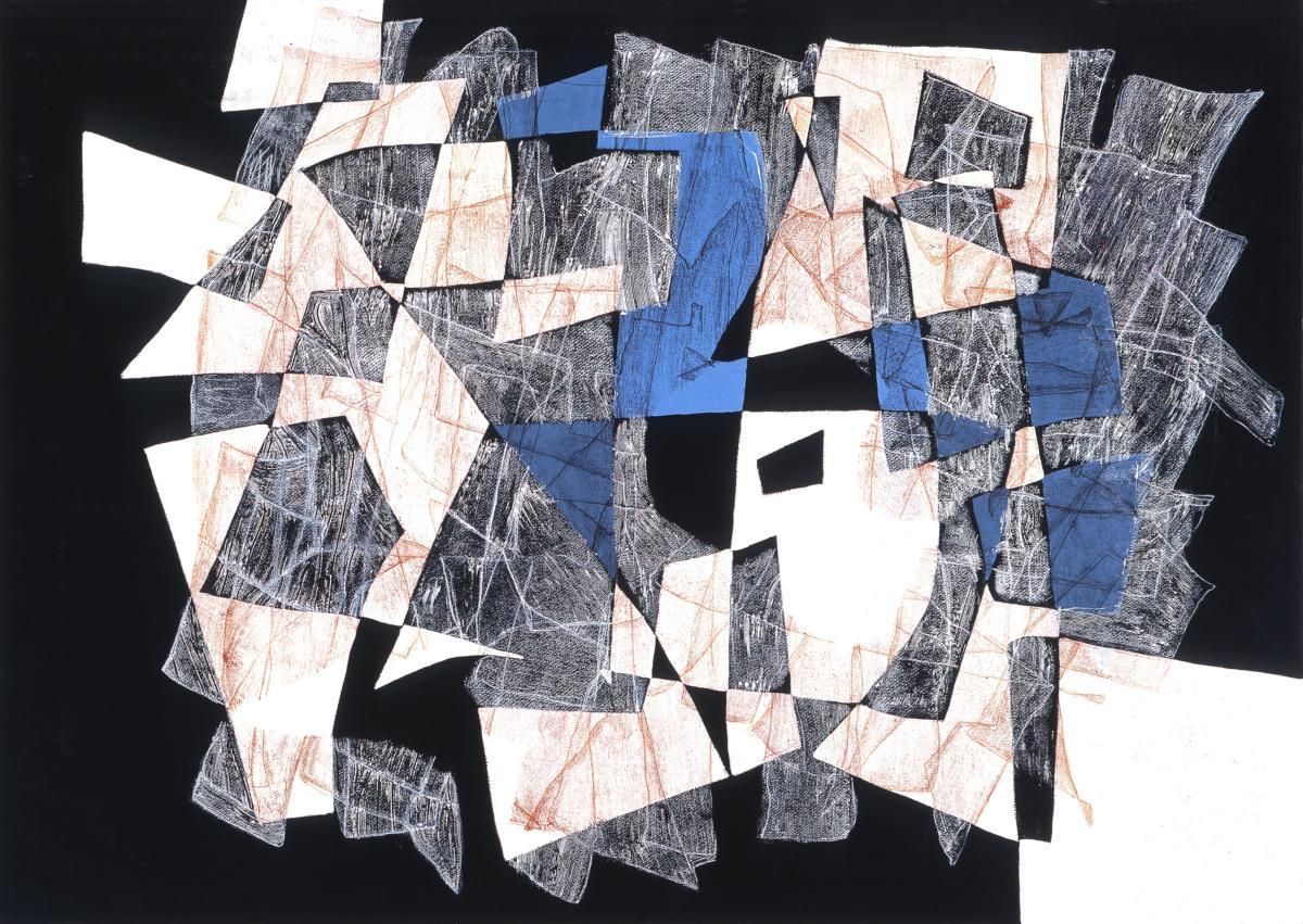 Rewolucjonistka abstrakcji. Jaremianka wCricotece