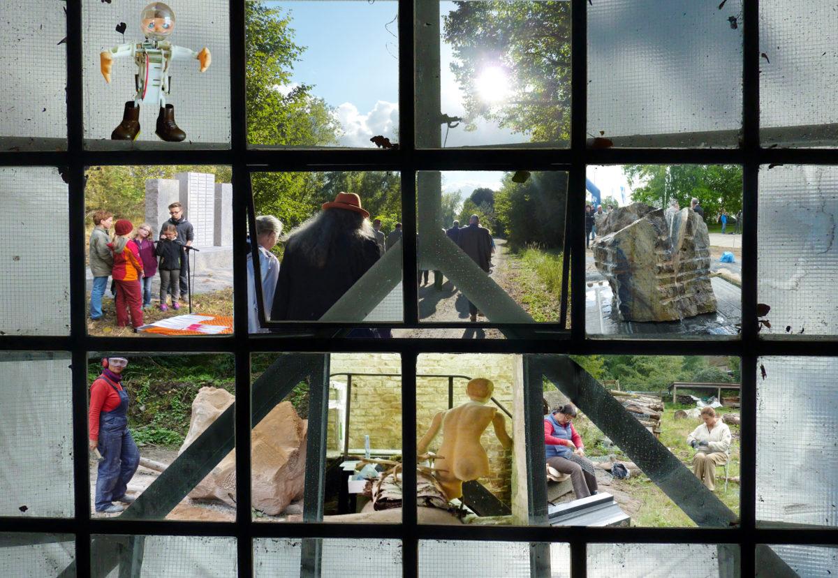 """""""Przestrzenie międzyprzestrzeni (Hommage à Otto Freundlich)"""" wBałtyckiej Galerii Sztuki Współczesnej"""